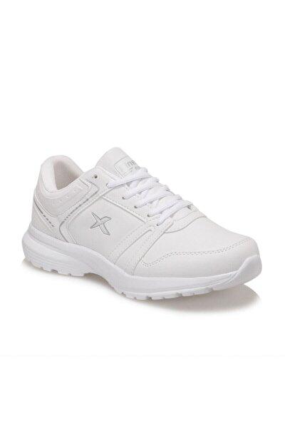 Kadın Beyaz Koşu Ayakkabısı Mıton Pu W