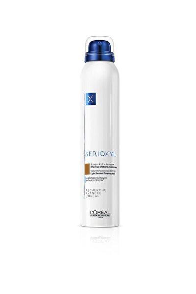Serioxyl Serioxyl Yoğunluk Kaybına Karşı Hacim Verici Açık Kahverengi Renkli Sprey 200 ml