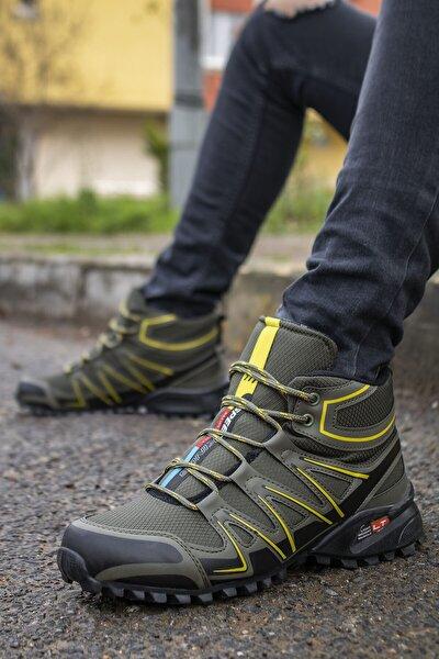Erkek Suprano Günlük Kışlık Ayakkabı Bot