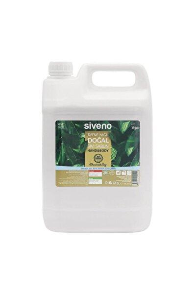 Defne Yağlı Doğal Sıvı Sabun 5 Lt