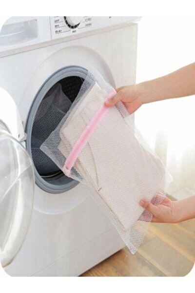 Çamaşır Çorap Sütyen Hassas Kıyafet Yıkama Koruma Filesi Mesh