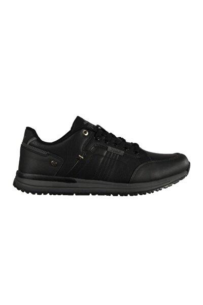 24023 Siyah Erkek Spor Ayakkabı