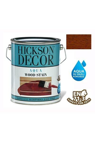Hickson Decor Aqua Su Bazlı 2,5 Lt Teak