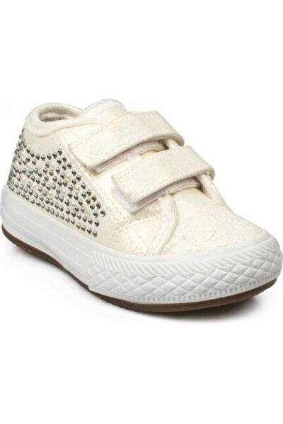 Kız Çocuk Sedef Beyaz Spor Ayakkabı 303.19y.682