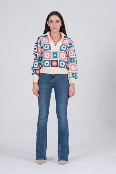 Kadın Klımt Sweatshirt