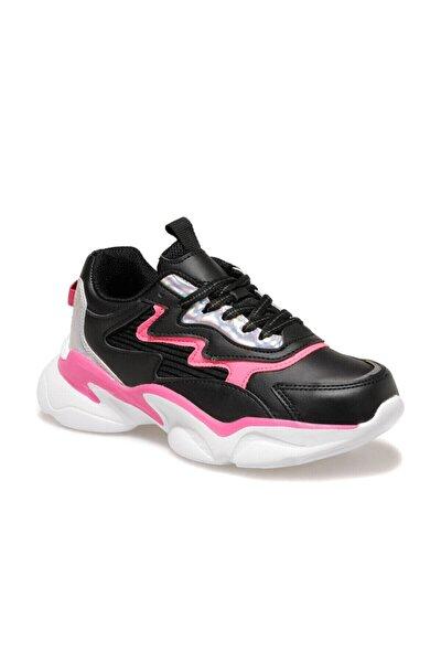 TROTTER Siyah Kız Çocuk Yürüyüş Ayakkabısı 100534535