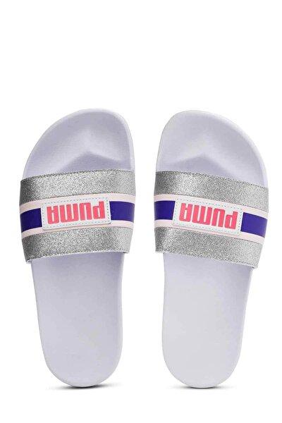 Leadcat Ftr 90s Pop Wns Kadın Terlik Ayakkabı 37262402 Beyaz