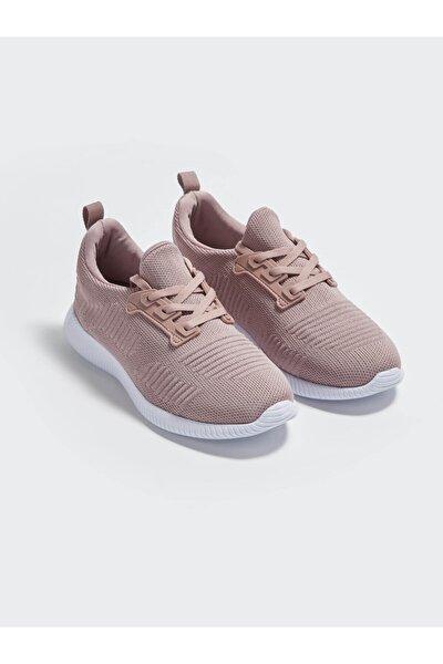 Kadın Pembe Aktif Sneaker