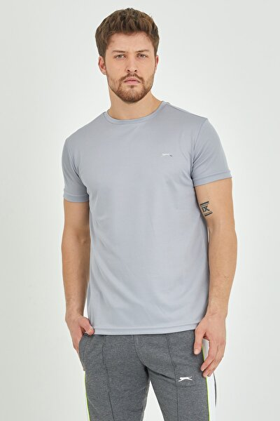 REPUBLIC Erkek T-Shirt Gri ST11TE025