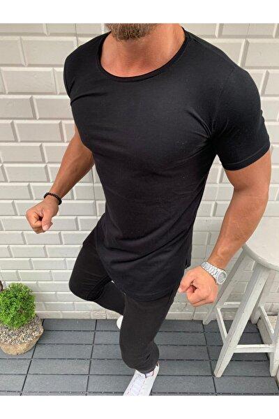 Erkek Salaş Oval Tişört