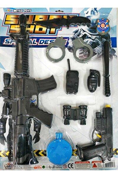 Super Shot Polis Seti