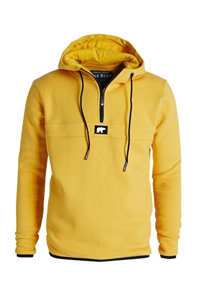 Defence Half-zıp Basic Pamuklu Erkek Sweatshirt 19.02.27.027