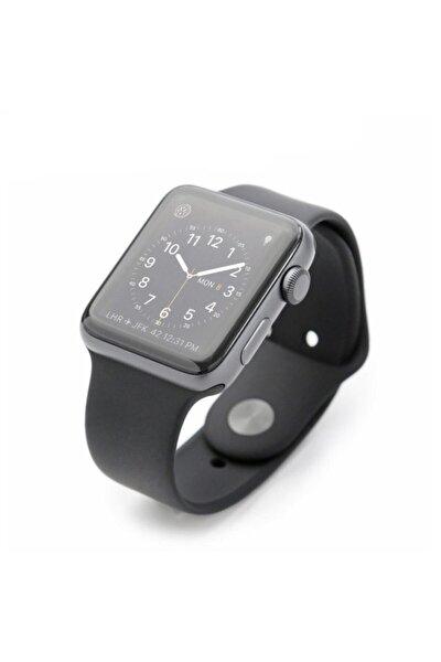 Ecr Apple Watch Seri 6/se/5/4 (40mm) Ile Uyumlu Hd Şeffaf Ekran Koruyucu Film Neo Flex 2 Adet