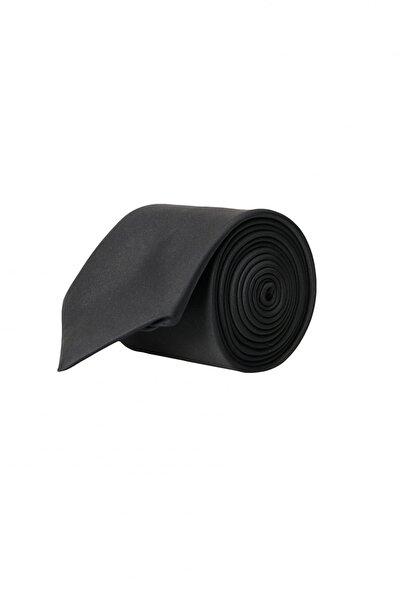 Erkek Siyah Siyah Nano Kravat