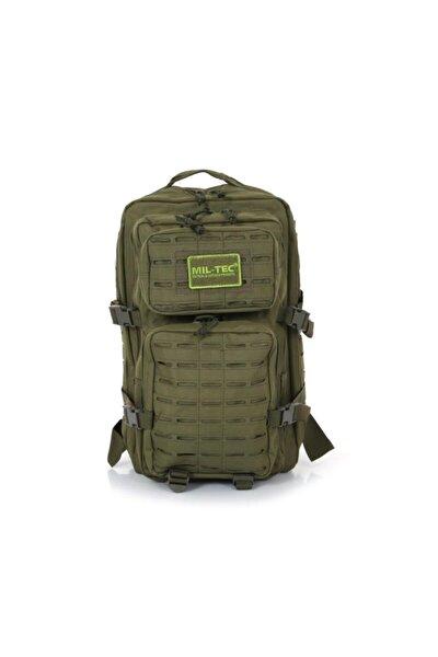 Lazer Kesim Haki Tactical Askeri-dağcı 50 Litre Outdoor Sırt Çantası