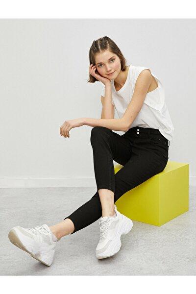 Kadın Siyah Jeans 1YAK47001DD