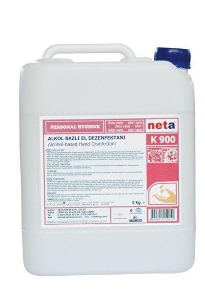 K900 Alkol Bazlı El Ve Cilt Dezenfektanı - Gliserinli 5 lt