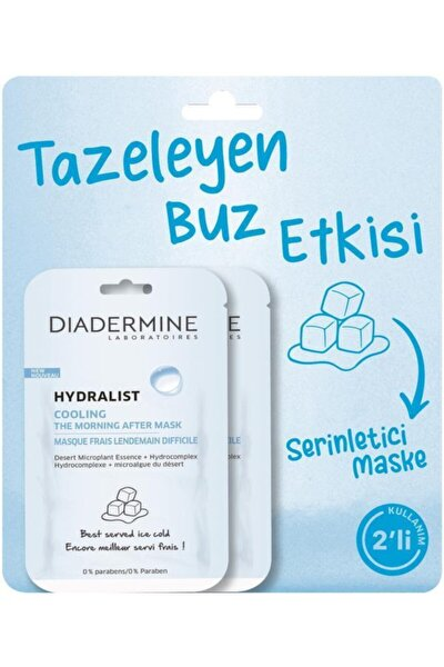 Hydralist Cooling Mask 8ml 2li