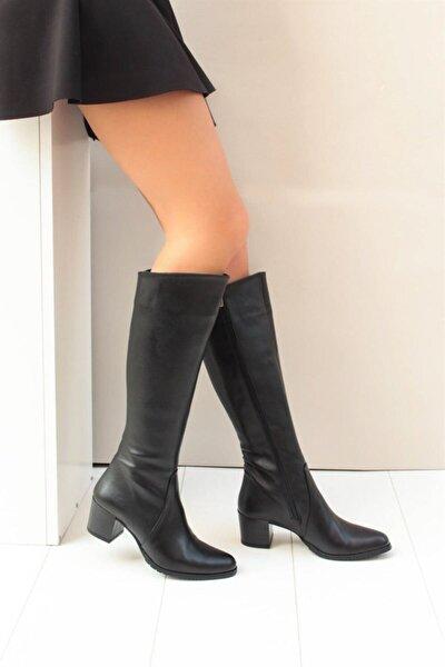 Siyah Kadın Çizme A654252709