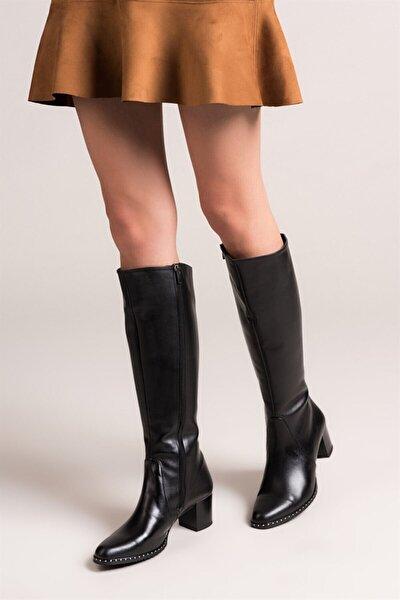 Siyah Kadın Çizme C654652709