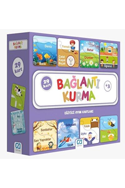 Bağlantı Kurma Eğitici Oyun Kartları