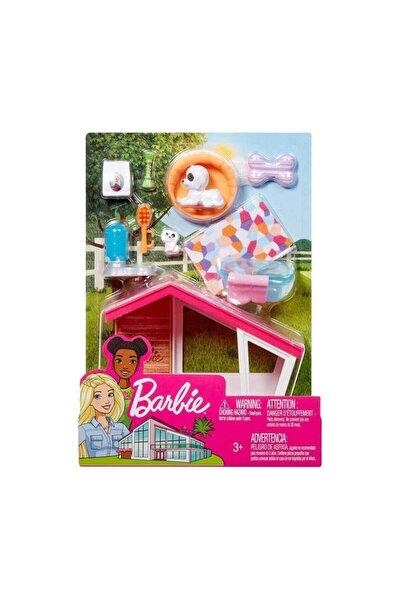 Barbie Ev Mobilyaları - Köpek Ve Köpek Kulubesi