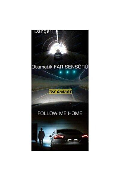 Follow Me Home Ve Far Sensörü Birarada Modül Türkçe Kurulum Şemalı