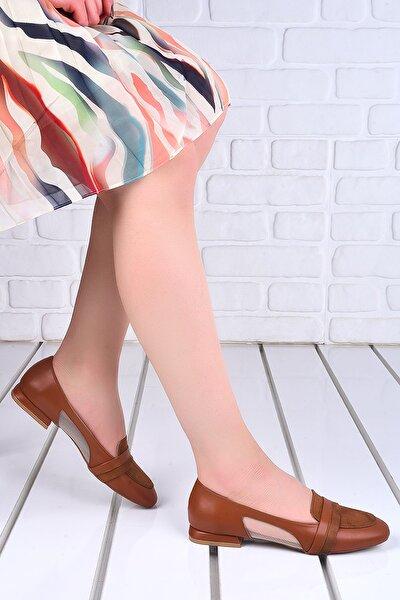 485 Cilt Günlük Kadın Babet Ayakkabı