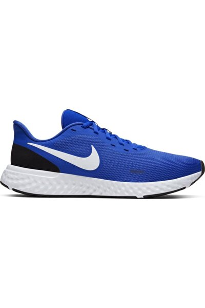 Erkek Mavi Revolution 5 Koşu Ayakkabısı Bq3204-401
