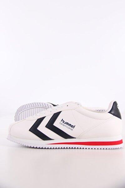 Hmlninetyone Lifestyle S Beyaz Siyah Erkek Sneaker Ayakkabı 100406447