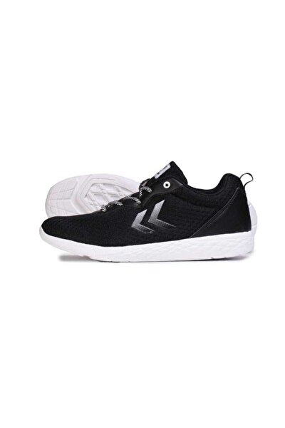 Erkek Siyah Bağcıklı Sneaker 208701-2001)