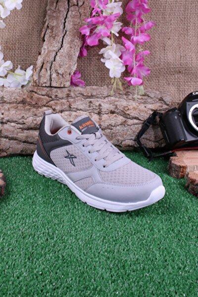 Unisex Günlük Sneaker Yürüyüş Spor Ayakkabı Antrasit Apex