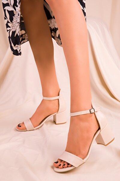 Ten Kadın Klasik Topuklu Ayakkabı 14529