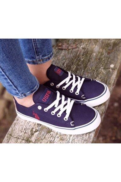 TOGA 1FX Lacivert Kadın Havuz Taban Sneaker 100918926