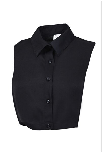 Siyah Gömlek Yakası