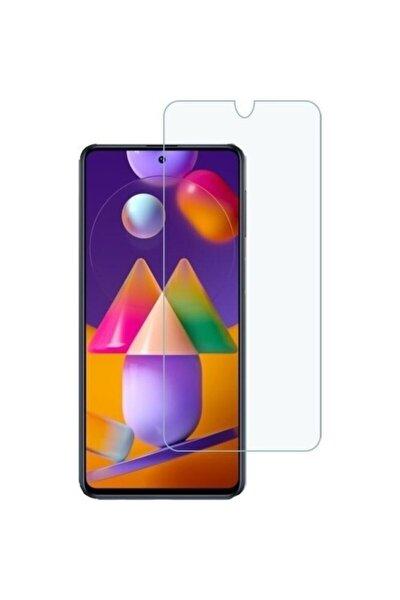 Samsung Galaxy M31s Uyumlu Nano Esnek Flexible Micro Temperli Cam Ekran Koruyucu
