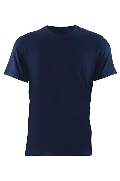 Lacivert Erkek T-Shirt 9306