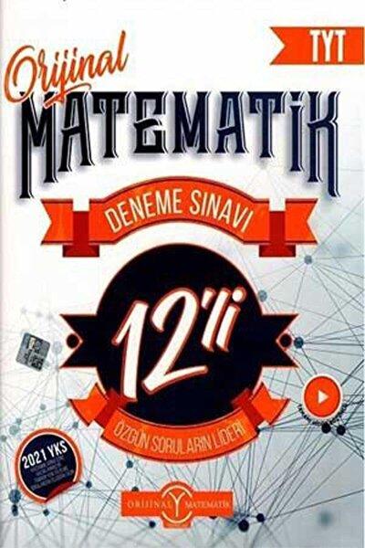 Orijinal Tyt Matematik 12'li Deneme Sınavı 2021