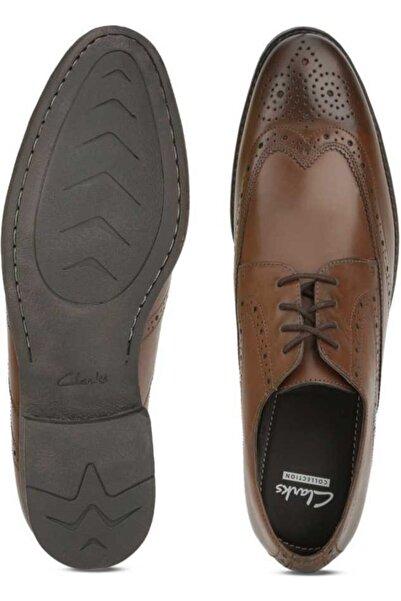 Erkek Kahverengi Bağcıklı Ayakkabı
