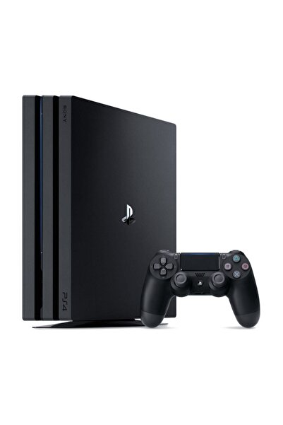 Playstation 4 Pro 1 Tb - Türkçe Menü