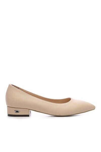 Kadın Vegan Babet Ayakkabı 767 F10 BYN AYK Y20