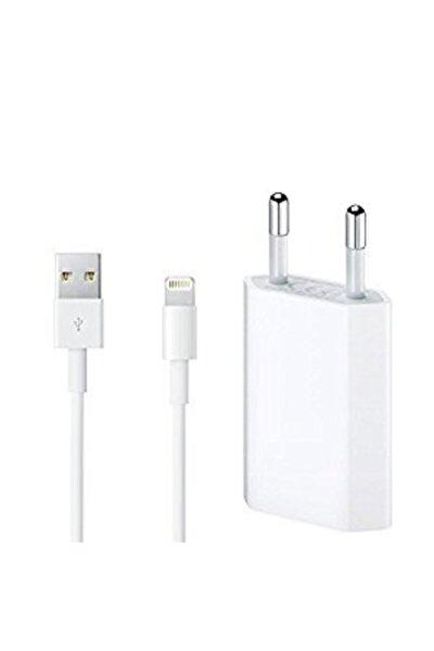 Iphone 7 Uyumlu Şarj Aleti Kablo + Adaptör