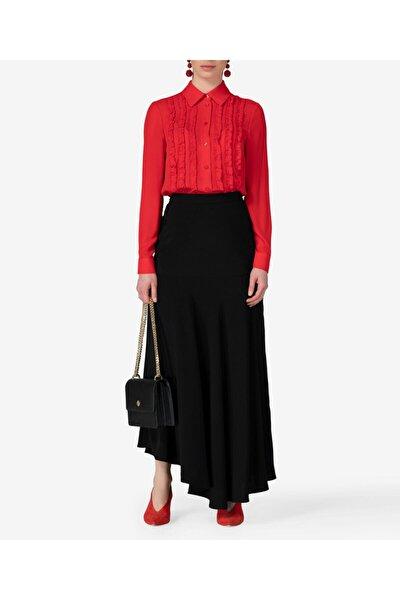 Kadın Kırmızı Bluz T24099067