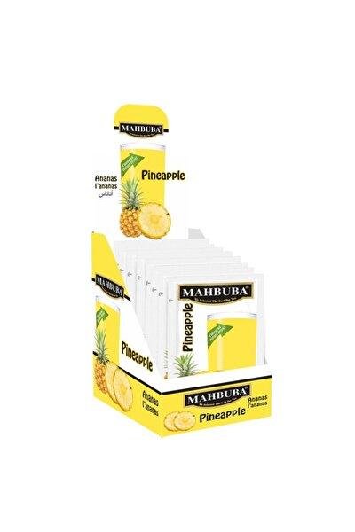 Mahbuba Ananas Toz Içecek Gerçek Meyve Tadında 24x1.5 Litre