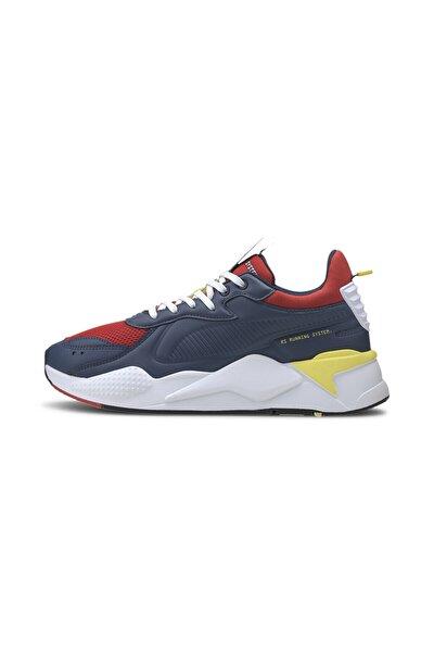 Unisex Mavi Rs-x Master Ayakkabı