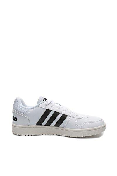 Erkek Beyaz Vs Hoops 2.0 Ayakkabı (Eg3970)