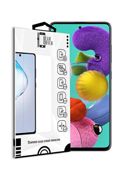 Samsung A51 Uyumlu Temperli Ekran Koruyucu Kırılmaz Cam