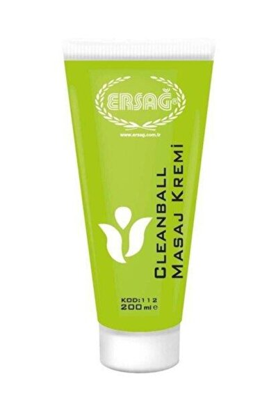 200ml Cleanball Masaj Kremi