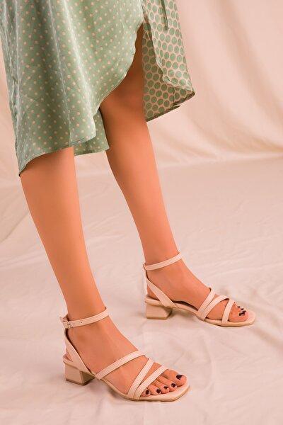 Ten Kadın Klasik Topuklu Ayakkabı 15843