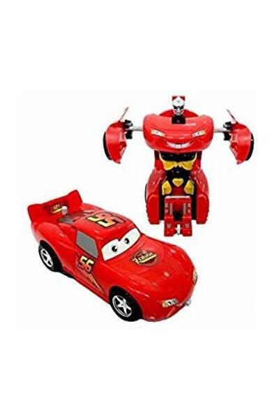 Robot Olan Araba Sürtmeli